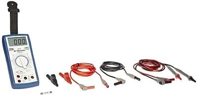 B&K Precision 2704C KIT Manual Ranging Tool Kit Digital Multimeter with Test Leads