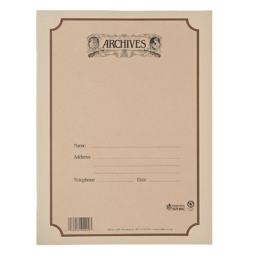 (Archives Spiral Bound Manuscript Paper Book, 12 Stave, 96 Pages)