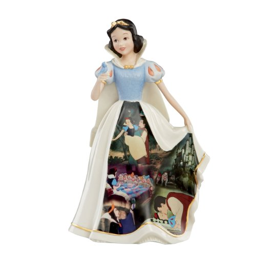 Lenox Snow Lights - Lenox Snow White's Song Figurine