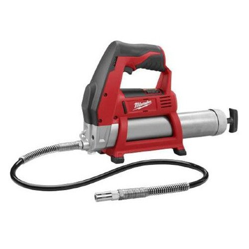 (Milwaukee 2446-20 M12 12V Cordless Lithium-Ion Grease Gun (Bare Tool))