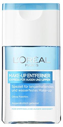 L'Oréal Paris Augen Make Up Entferner, 1er Pack (1 x 125 ml)