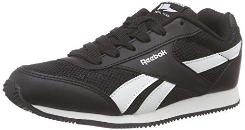 ReebokRoyal Classic Jogger - Scarpe Running Unisex – Bambini Nero (Black/White)