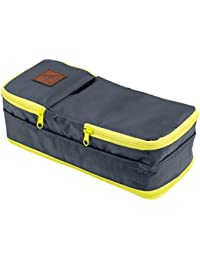 Toiletry Bag & Dopp Kit - Travel Organizer for Shaving, Makeup, and Bathroom Accessories.