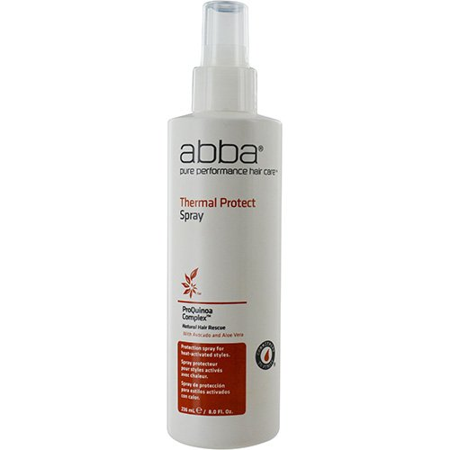 ABBA Pure & Natural Hair Care - Pure Thermal Protect Spray 8 Oz