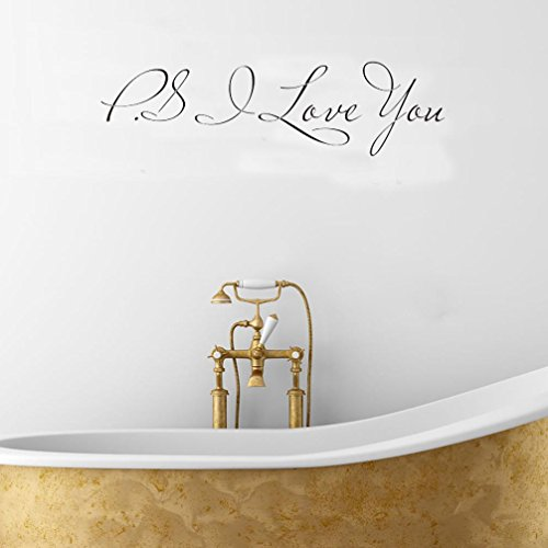 ps i love you decal - 8