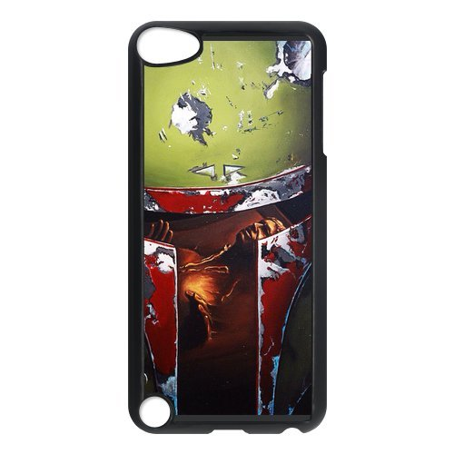 Fayruz- Star Wars Hard Shell Snap-On Plastic iPod Cover Case for iPod Touch 5, 5th Generation Cases W-P5d978