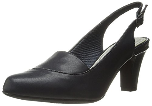 Navy Street Tribella Navy Women's Dress Pump Easy Stretch AwxqvXgv