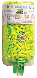 Earplug Dispenser With 500 Pair Single Use Goin' Green® Foam Earplugs