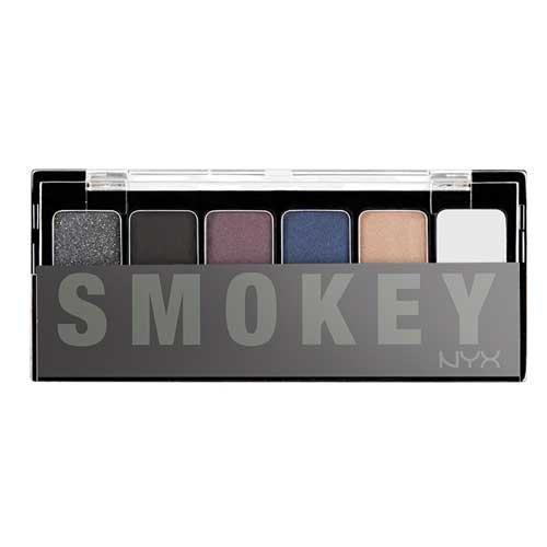 NYX Cosmetics Smokey Eye Shadow Palette TSS01