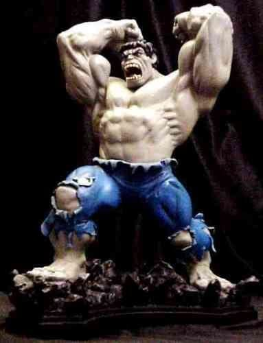 B000P6V864 Classic Hulk Statue by Bowen Designs 41mQQC4FBmL.