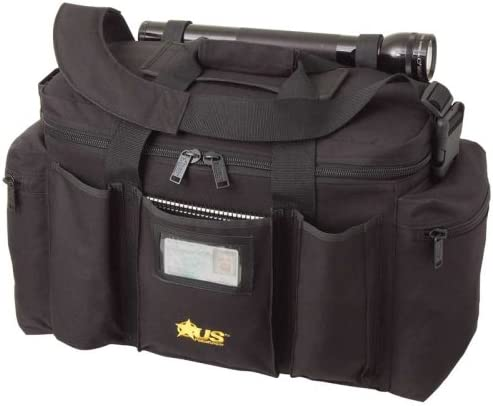 US PeaceKeeper P21225 Protective Duty Bag Black