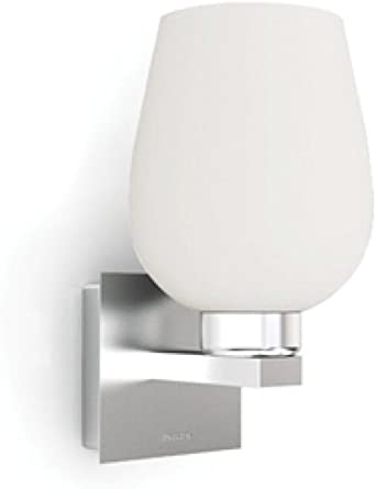Philips Premium Opal Glass Wall Light - (Gray and 20-Watt) - 30948 at amazon