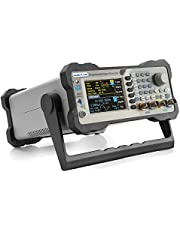Programmable DDS Signal Generator Counter, Koolertron Upgraded 60MHz 3.5inch Screen High Precision Dual-Channel Arbitray Waveform Function Generator Frequency Meter 300MSa/s (60MHz)