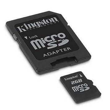 Kingston Technology 256MB microSD Card Memoria Flash 0,25 GB ...