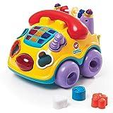 Brinquedo Educativo Falafone com Luz e Sons Calesita