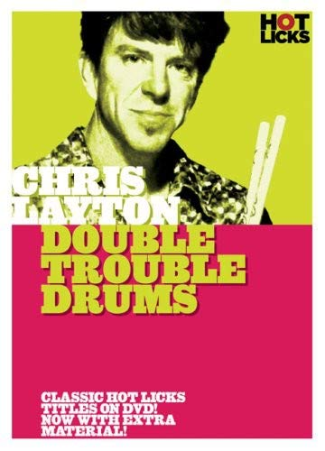 - Chris Layton: Double Trouble Drums