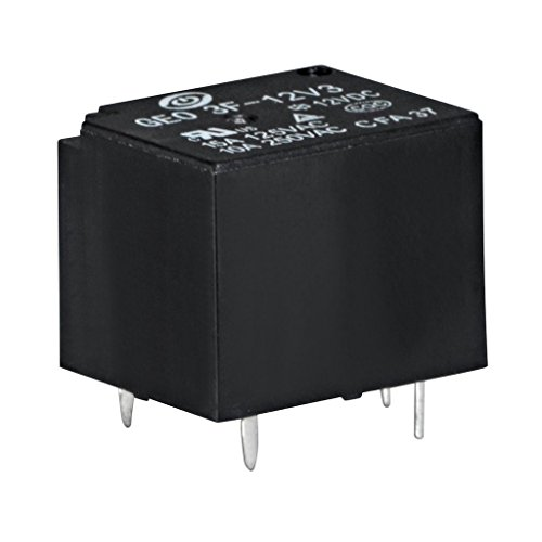 15A 12VDC/125VAC Relay Switch ()