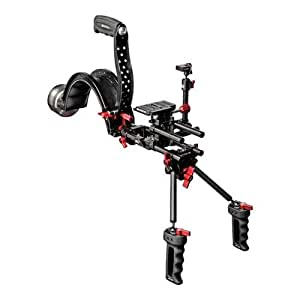Zacuto Scorpion - DSLR Shoulder Rig