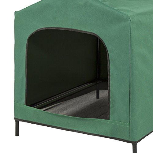 Portable Shelter Dog : Best choice products waterproof dog house portable shelter