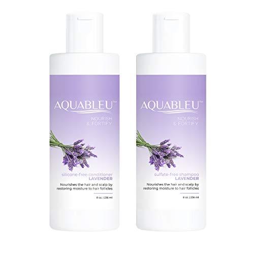 Aquableu Natural Lavender Shampoo Conditioner