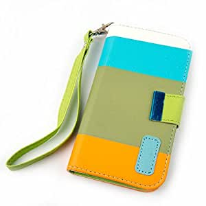 Phone Cases For Samsung Galaxy S4 Case Leather Wallet Pouch Mobile Phone Bags & Cases Brand New Arrive 2014 Accessories 3-3
