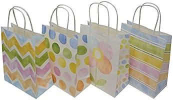 Amazon.com: Kraft King - Bolsas de regalo de papel de ...