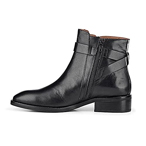 FLYRCX L'automne et l'hiver des bottes antidérapantes imperméables mode loisirs dame avec épais velours chaussures chaudes,40,B