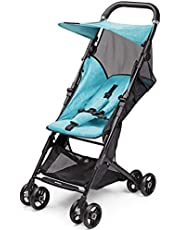 DUWEN Folding Portable Stroller, Pushchairs Prams Light Portable Baby Stroller Baby Winter and Summer Hand Can Take A Folding Stroller Can Be On Plane Umbrella Baby Pram Baby Pushchairs