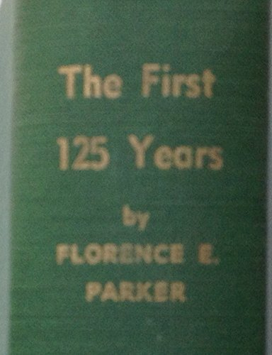 The First 125 Years   A History Of Distributive And Service Cooperation In The United States  1829 1954