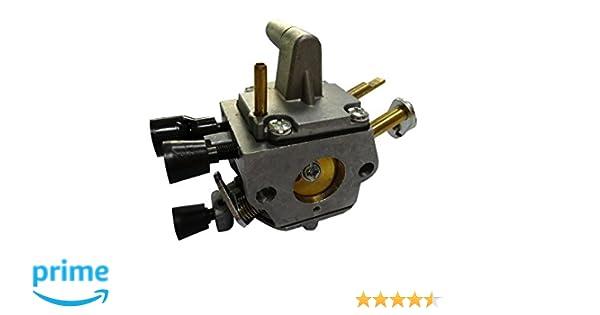 Carburador para Stihl FS400 FS450 FS480 Recortadora sustituye a ...