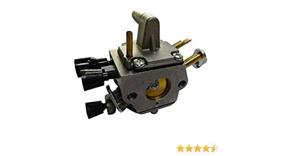 Carburador para Stihl FS400 FS450 FS480 Recortadora sustituye a Zama c1q-s156