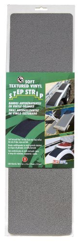 Incom RE6511GR Softex Gray Vinyl 6 x 21 Anti Slip Non Skid Safety Tape by Incom by Incom