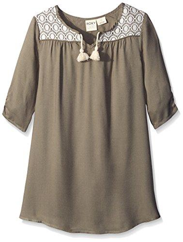 olive flower girl dresses - 6