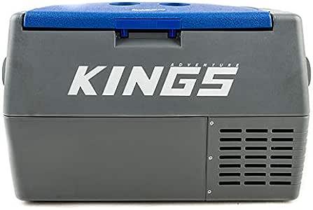 Kings 45L Camping Portable 12v Fridge Freezer SECOP Compressor Car Refrigerator