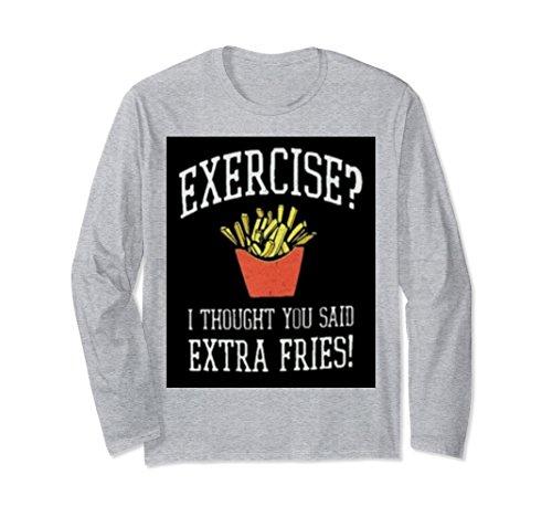 extra fries - 7