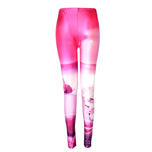 Rouge Acvip Rouge Femme Acvip Femme Legging Legging HUwdqg6nx