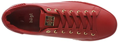 0350 Basses Femme Rot 0350 5 5 10 Basses Högl Sneakers Sneakers Femme Rouge 10 Högl Rouge Epqnvpwr