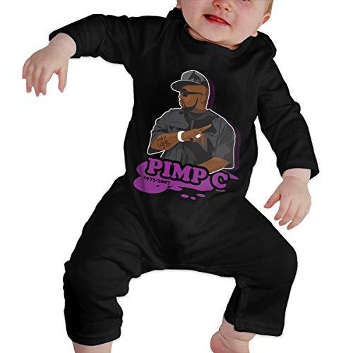 Infant Pimp Costume (Bodysuits Baby, Chad Pimp C Butler Painting Unisex Newborn Infant Bodysuit Baby Clothes)