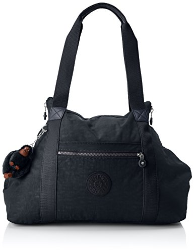 Sac M Black Noir liters 26 True Navy cm plage Art Bleu Noir Kipling 58 Dazz de wE1qn57