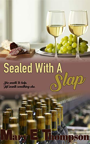 Sealed With A Slap (Raise A Glass Book 8) (English Edition)