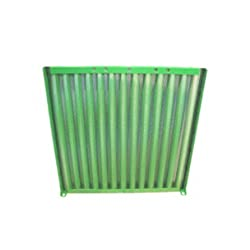 Metal Side Grille Screen Panel For John Deere JD 2