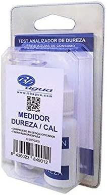 Bbagua Medidor Test Dureza. Medidor de Cal.