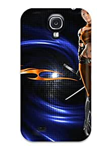 Final Fantasy Woman Warrior Case Compatible With Galaxy S4/ Hot Protection Case