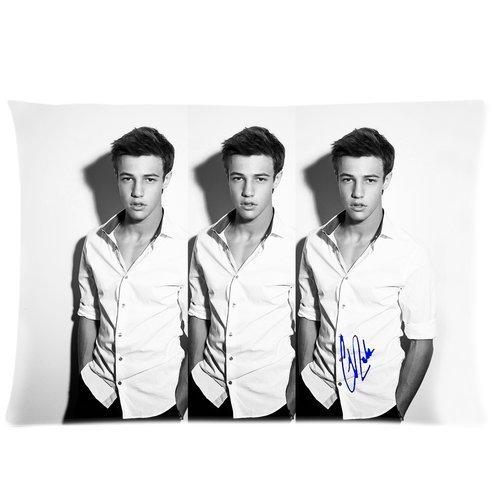 Green-Store Custom Cameron Dallas Home Decorative Pillowcase Pillow Case Cover 20*30 Two Sides Print (Home Store Dallas)