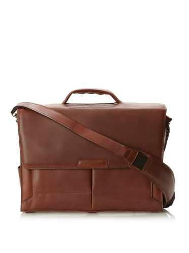 Korchmar Men's Simplicity Brief, Brown, One (Korchmar Leather)