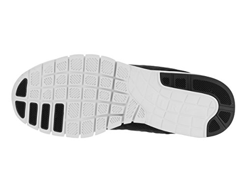 Nike Sportswear NSW Heritage - Sudadera con capucha para hombre negro blanco