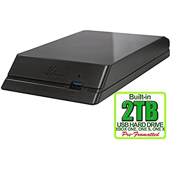 מצטיין Amazon.com: WD 2TB My Passport X for Xbox One Portable External LF-51