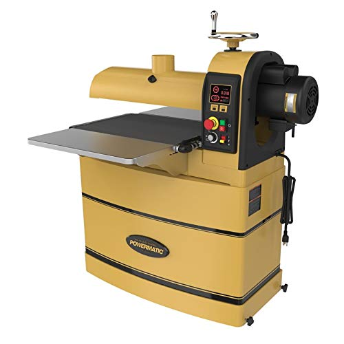 - Powermatic PM2244 1-3/4 hp Drum Sander