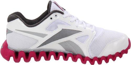 Zapatillas De Running Reebok Zignano Fly 2 Para Mujer Blanco / Plateado / Gris / Rosa