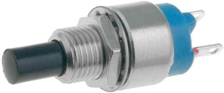 9633NAB-G Switch push-button 1-position SPST-NO 0.6A//125VAC 1A//30VDC APEM
